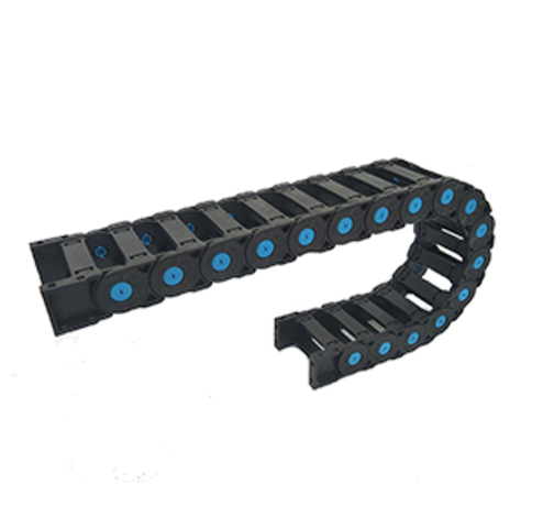 Flexible Plastic Cable Drag Chain, Anti Noise Cable Carrier, Load Bearing Energy Chain Manufacturer