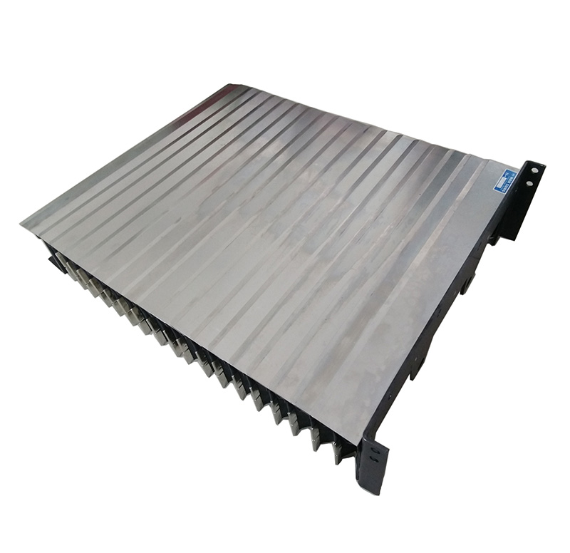 Armoured Slideway Cover