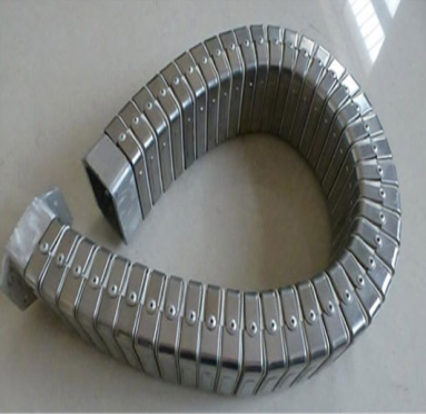 Long Distance Steel Cable Drag Chain Does Not Sag