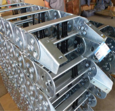 3 Support Plate Forms Of Threaded Steel Towline