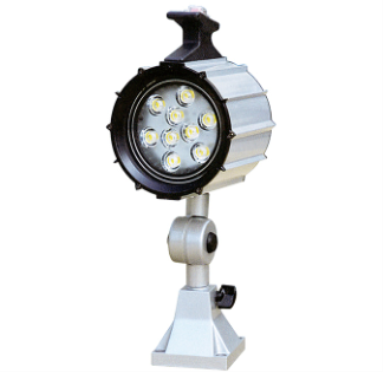 Install The Position Of The Machine Work Light